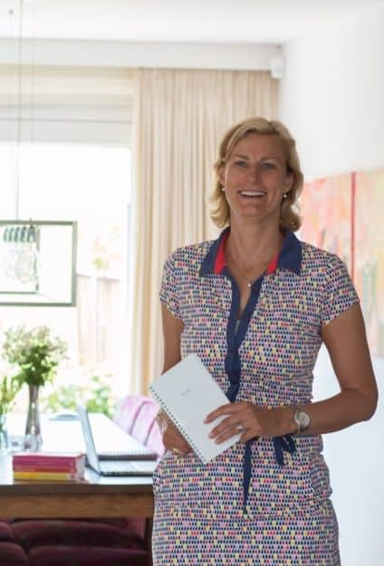 Sophia van Thiel, professional organizer/opruimcoach in Den Haag en omgeving