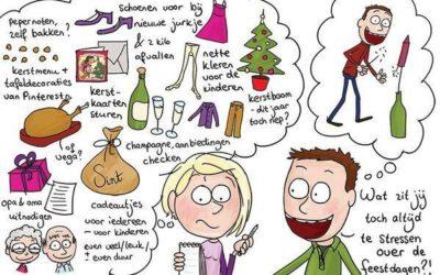 December: geen stress!