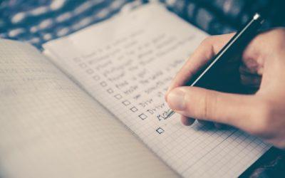 Een realistische to-do lijst maken doe je zo (incl. gratis printable)